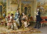 The Recital by Arturo Ricci