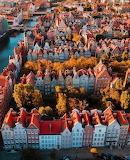 Gdańsk skyline