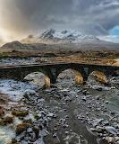Glen Sligachan SKYE Scotland
