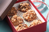 ^ Fruitcake Christmas Cookies with bourbon