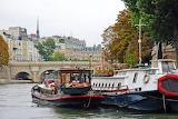 Paris House Boats
