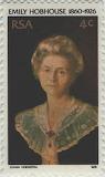 Emily Hobhouse Postage Stamp