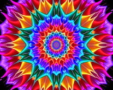 Colours-colorful-rainbow-kaleidoscope-mandala