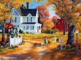 Autumn Leaves~ RVanBeek