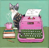 ^ Love Note From The Cat ~ Ryan Conners