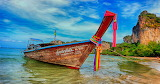 Fishing boat Thailand