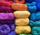 Bright Balls of Yarn