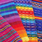 Colorful Fabric...