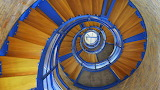 Inside Fluegge Lighthouse, Fehmarn