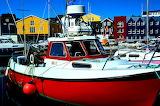 Boats, Faroe Islands