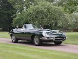 1967 Jaguar E Type Series 1 Roadster