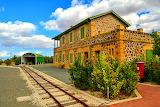 Railway Station, Nicosia