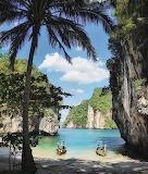 Paradise Island, Krababi, Thailand