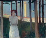Edvard Munch, Summer Night's Dream, 1893