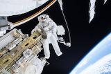 Space Walk, Scott Kelly