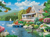 Lakeside Memories - Alan Giana