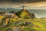 Llanddwyn Lighthouse, Wales