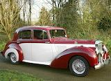 Alvis TC 21 1953-1955
