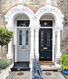 Doors of Clapham Common London