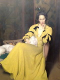 Woman-in-yellow-dress-painting-17