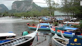 Fishing boats, Thailand by Keef N Jane Croft from auricle99 on m