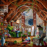 Tales of Magical Places by Randal Spangler