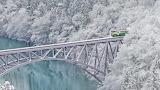 Tadami Train bridge