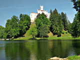 Castle Trakoscan,Croatia