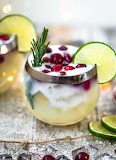 Another White Christmas Tequila Sour