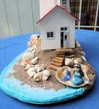 Front of Mermaid House by Kathy Grissom