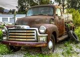 GMC 9430 pickup 1954