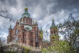 Uspeski Cathedral in Helsinki