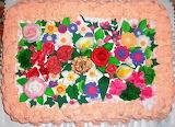 Flowery @ Torte A Tema