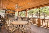 Arizona Cabin porch