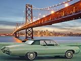 1968 Chevrolet Impala Custom Coupe