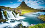 Beautiful Iceland - Arrowhead mountain (Kirkjufell)