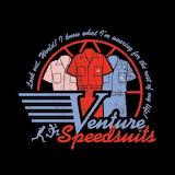 Look Out World Venture Speedsuits-The Venture Bros.