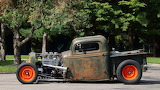 1937 Ford Pickup Rat Rod
