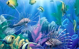 Fish digital art