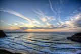 Windige Wellen