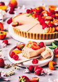 #Summer Fruit Tart with Cream Mousse
