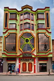 Freddy Mamani Silvestre Building, El Alto