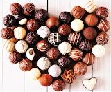 #Chocolate Heart