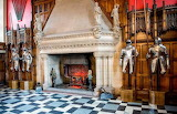 Scotland, Edinburgh castle, Great Hall