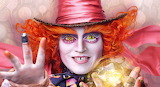 Alice through the looking glass, Johnny Depp