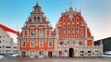 Casa delle Teste Nere-Riga-Lettonia