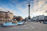 Lock down Trafalgar Square