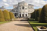 Rear of Shugborough Hall, England