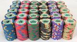 James Bond Casino-de-isthmus poker chips