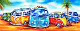 #Surf Wagons by Deb Broughton